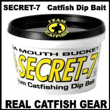 Secret 7 Catfish Dip Bait